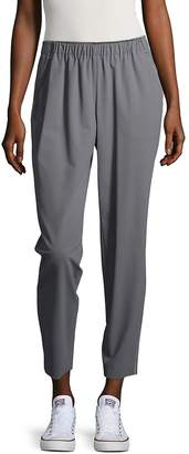 Lafayette 148 New York Women's Crepe Track Pants