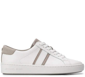 MICHAEL Michael Kors Irving Leather Sneakers