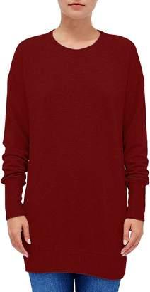 Stateside Fleece Tunic Top