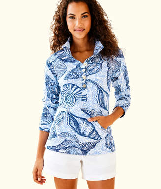 Lilly Pulitzer Womens UPF 50+ Captain Popover