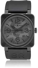 Bell & Ross Men's BR 03-92 Watch - Black