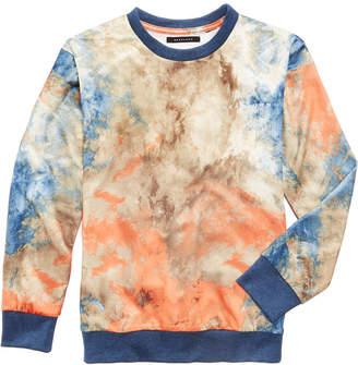 Sean John Nightmarket Printed Sweatshirt, Big Boys