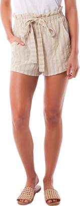 rhythm Jamaica Woven Cover-Up Shorts