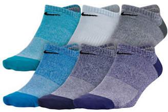 Nike Six-Pack Everyday Lightweight No-Show Training Socks