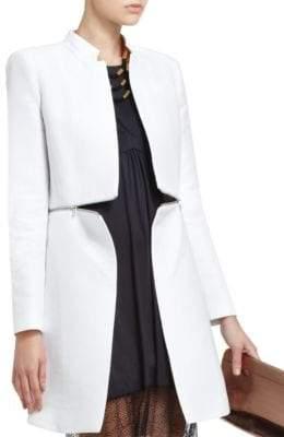 BCBGMAXAZRIA Arelia A-Line Coat