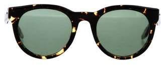 Barton Perreira Gavin Tinted Sunglasses