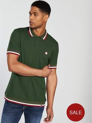Pretty Green Fairbrook Short Sleeve Polo