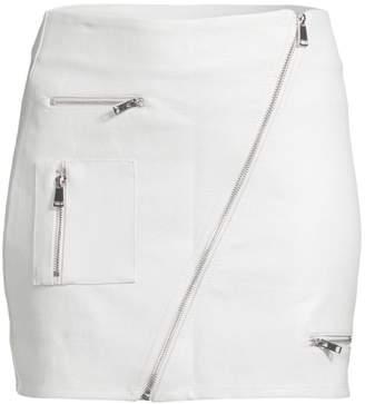 I.AM.GIA Courtney Asymmetric Mini Skirt
