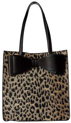 Betsey Johnson The Mighty Jungle North/South Tote Tote Handbags