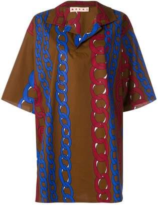 Marni (マルニ) - Marni オーバーサイズ シャツ