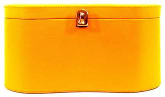 Global Views Leather Midtown Box