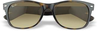 Ray-Ban New Wayfarer - Square Acetate Sunglasses