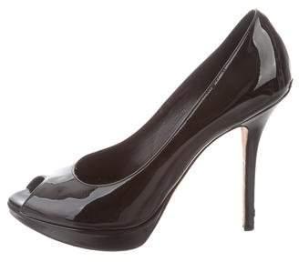 Christian Dior Miss Platform Pumps
