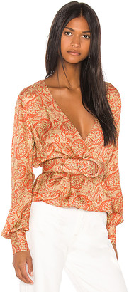 Song of Style Arden Top