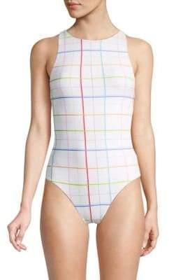 Onia Yvette One-Piece Swimsuit