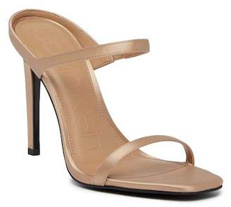 Calvin Klein Dala Satin High Heel