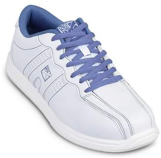 KR Strikeforce Bowling Shoes KR Strikeforce Womens O.P.P Bowling Shoes- White/Periwinkle 11