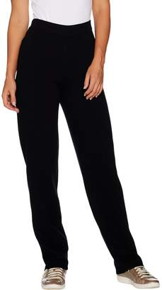 Linea By Louis Dell'olio by Louis Dell'Olio Regular Whisper Knit Pull On Pants