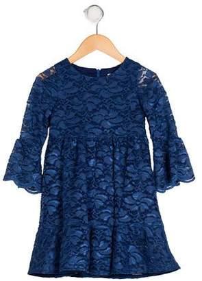 Patachou Lace Long Sleeve Dress w/ Tags