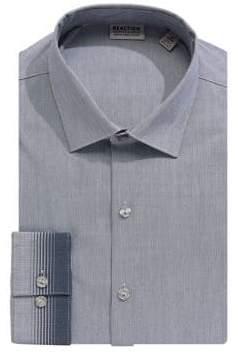 Kenneth Cole Reaction Slim-Fit Stretch Dress Shirt