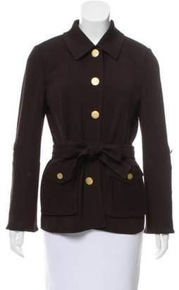 St. John Knit Structured Jacket