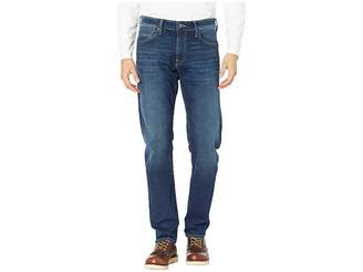 Mavi Jeans Zach Mid-Rise Straight Leg in Deep Brushed Cashmere