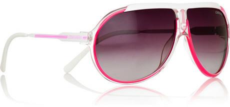 Carrera Endurance aviator-style acetate sunglasses