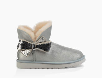 UGG Mini Sequin Bow Boot