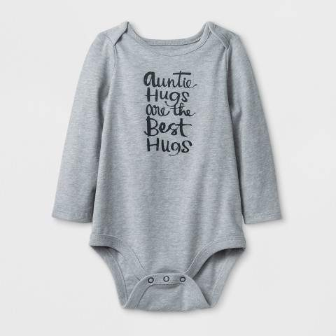Cat & Jack Baby Girls' Long Sleeve