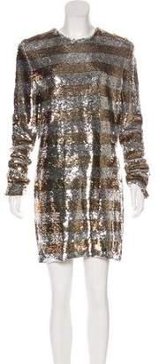Balmain 2018 Mini Dress w/ Tags