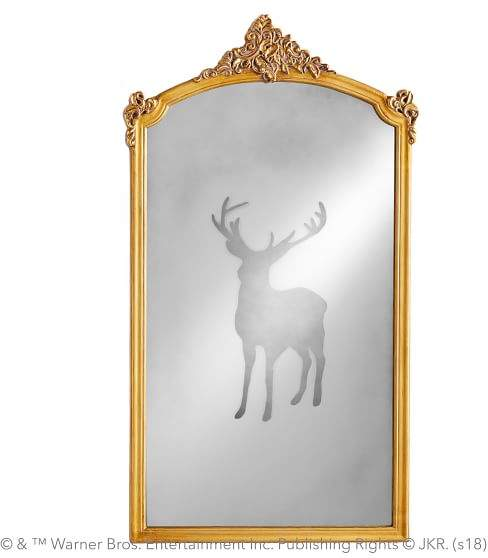 HARRY POTTER & Patronus Mirror, Gold