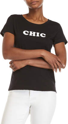 Knit Riot Chic Tee