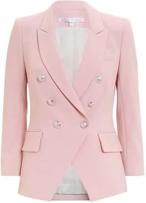 Veronica Beard Empire Pink Jacket