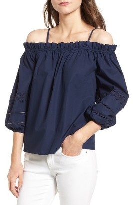 Women's Soprano Off The Shoulder Top $39 thestylecure.com