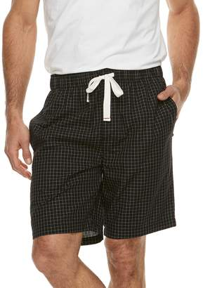 Fruit of the Loom Men's Signature Woven Lounge Shorts