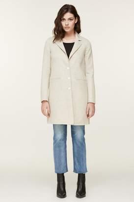 Soia & Kyo Ezme-P Ladies Long Wool Coat