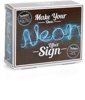 Your Own Iscream Make Neon Effect Sign Kit