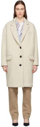 Etoile Isabel Marant Off-White Gimi Coat