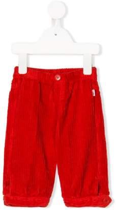 Il Gufo straight-leg corduroy trousers