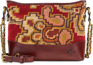 Patricia Nash Peruvian Tapestry Salvina Crossbody