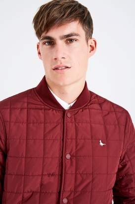 Jack Wills Blackden Padded Nylon Bomber