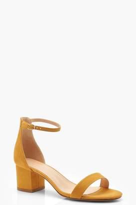 a12bfa605f4 boohoo Block Heel Heels - ShopStyle UK
