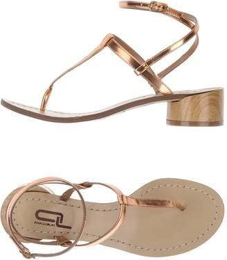 A.N.A LUBLIN Toe strap sandals
