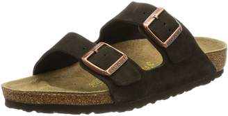 Birkenstock Men's Arizona 2-Strap Cork Footbed Sandal 42 M EU