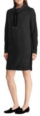 Lauren Ralph Lauren French Terry Sweater Dress