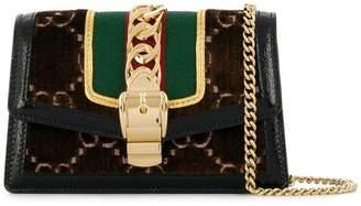 Gucci Sylvie GG Supreme shoulder bag