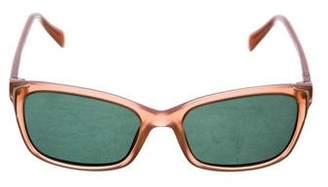 Prada Wayfarer Tinted Sunglasses
