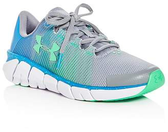 Under Armour Boys' X-Level ScramJet Lace Up Sneakers - Big Kid