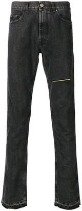 Paura straight-leg jeans