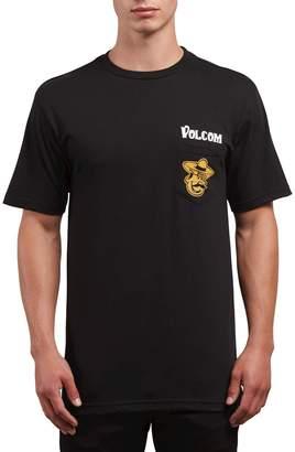 Volcom Mi Gusta Pocket T-Shirt - Men's